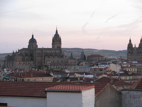 Across the Rooftops of Salamanca Spain | by travelandtravails