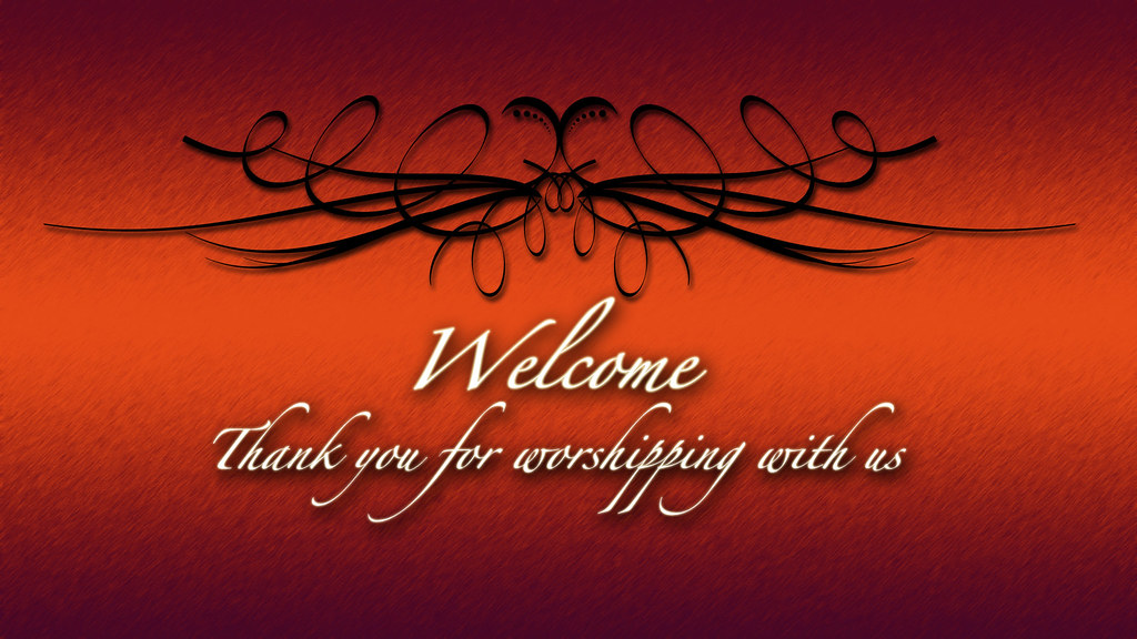 how to say thank you for welcoming