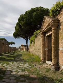 Ostia Antica Ostia Is A Wonderful Place One Gets To Wande Flickr