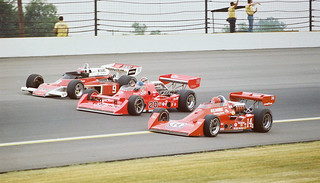 1977 row 2 donald davidson explains this photo in today for Indianapolis motor speedway com