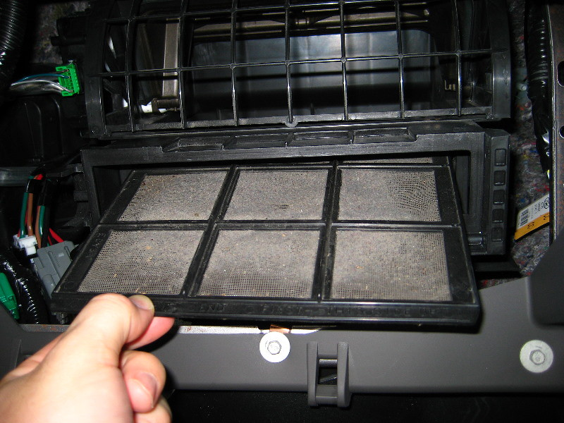 Ford Edge Hvac Cabin Air Filter Element By Paulmbuf