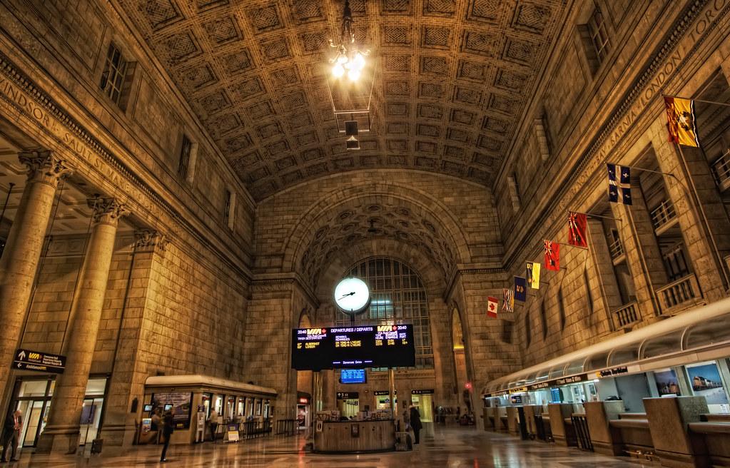 Union Station Toronto Toronto S Counterpart To New
