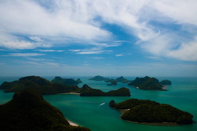 Ang Thong Travel Guide