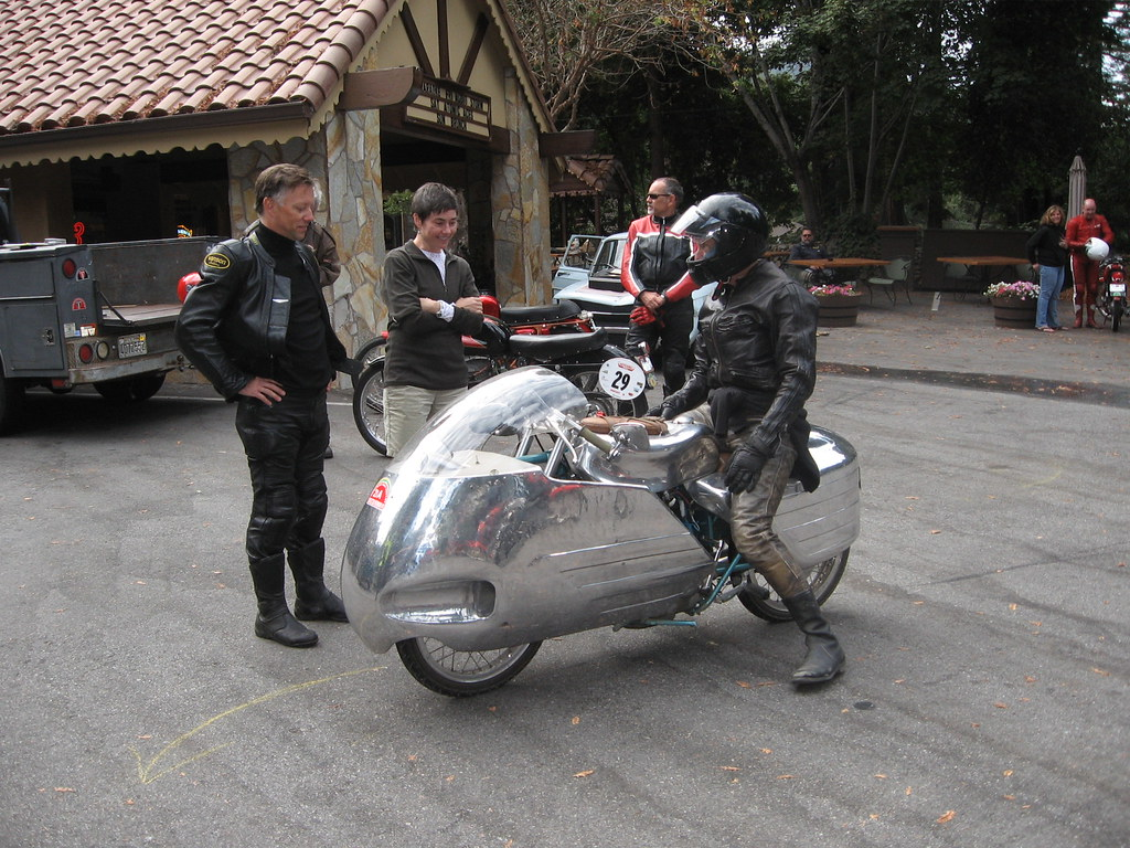 Ducati 175 GP Racer