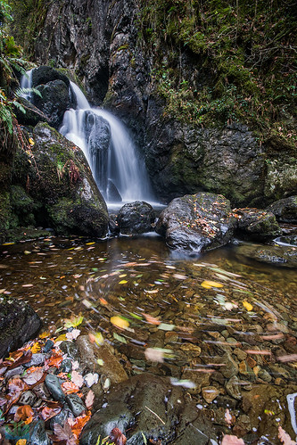 Lodore Falls | by James G Photography