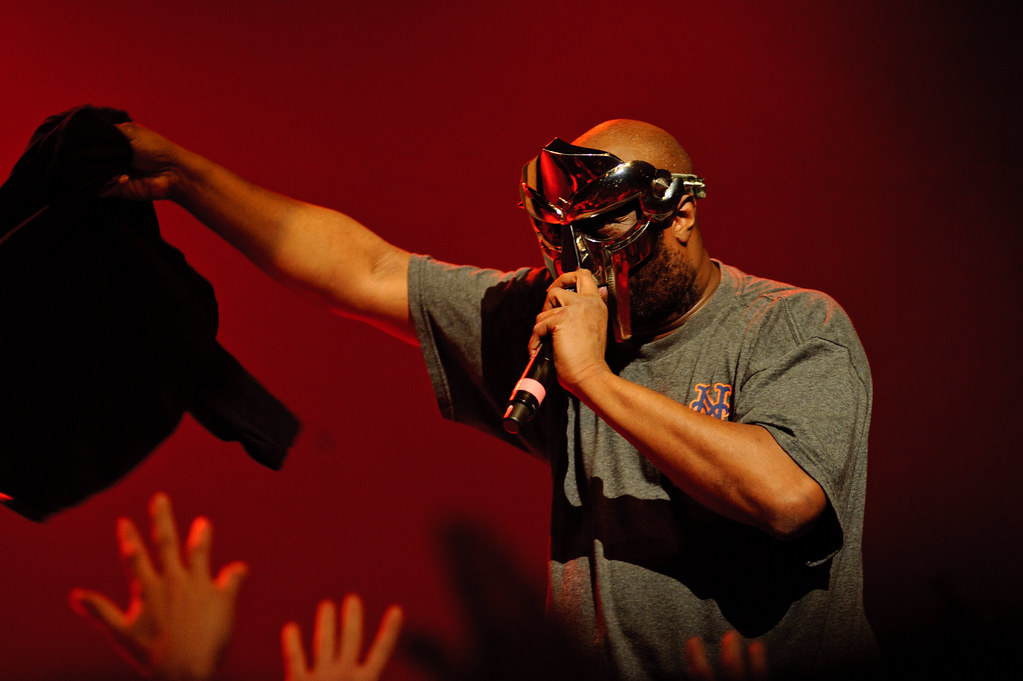 Mf Doom And Kiss Coloring Page