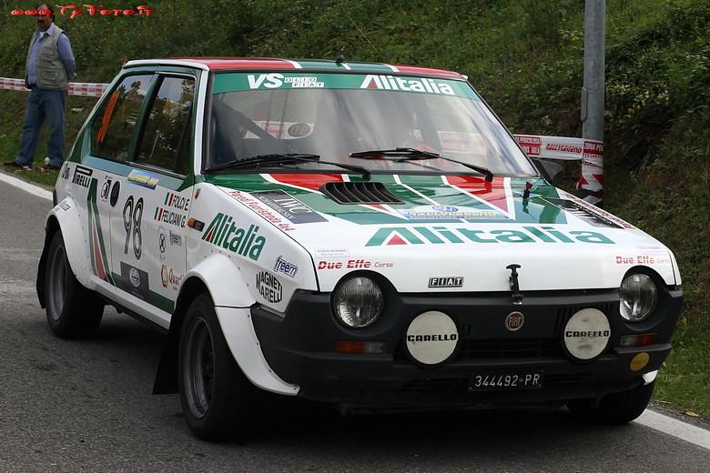 Fiat Ritmo 75 1980 98 Feliciani Gabriele E Folci