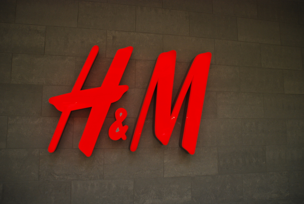 H&m Logo Sign