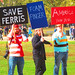 Save Ferris / Foam Finger / America F*?@ Yeah