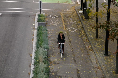 Dunsmuir Separated Bike Lanes 462 | by Paul Krueger