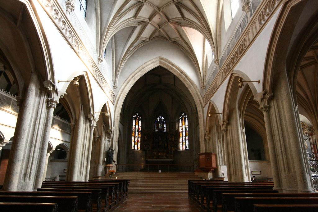 Nonnberg Convent - Salzburg, Austria