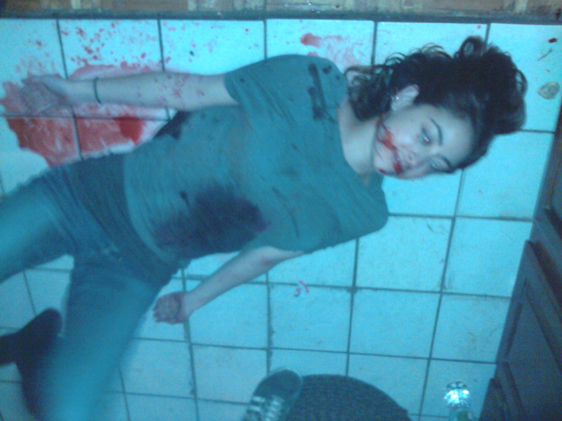 Dead Body Fake Dead Body on Floor