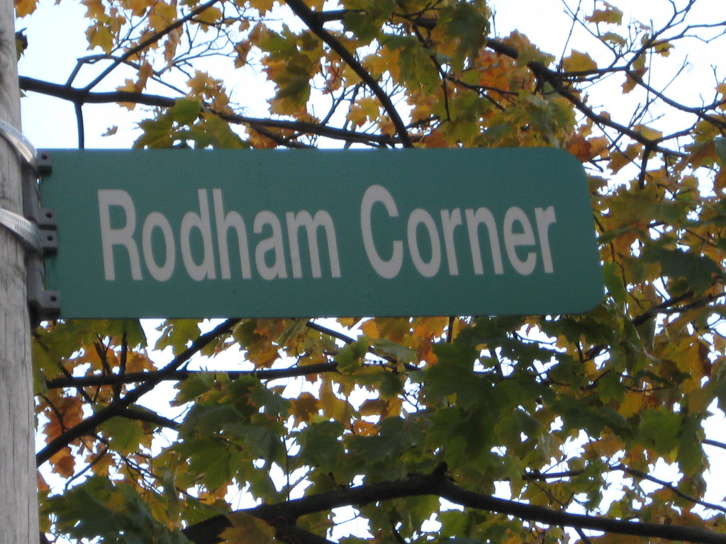 Rodham Corner | by Zol87