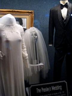 elvis and priscilla presley s wedding clothes at graceland flickr