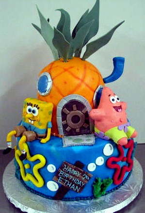 SpongeBob and Patrick Sweet Confections Cakes Flickr