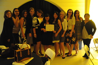 CI students at the Crest CSUCI Awards Ceremony | by California State University Channel Islands