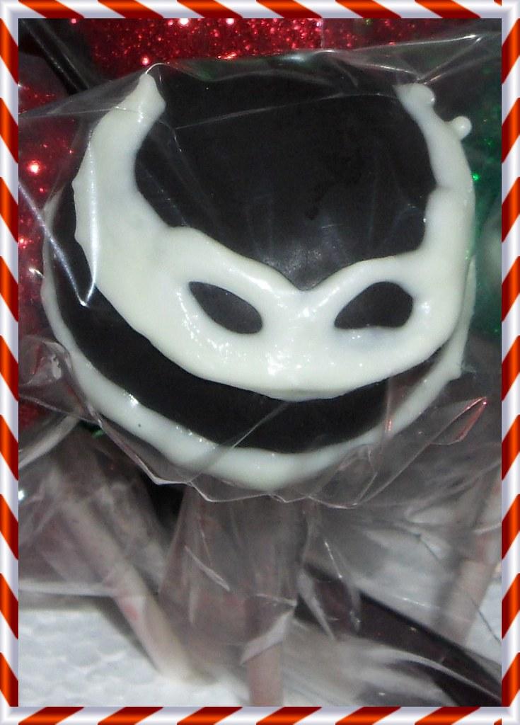 Christmas Cake Pop Decorations