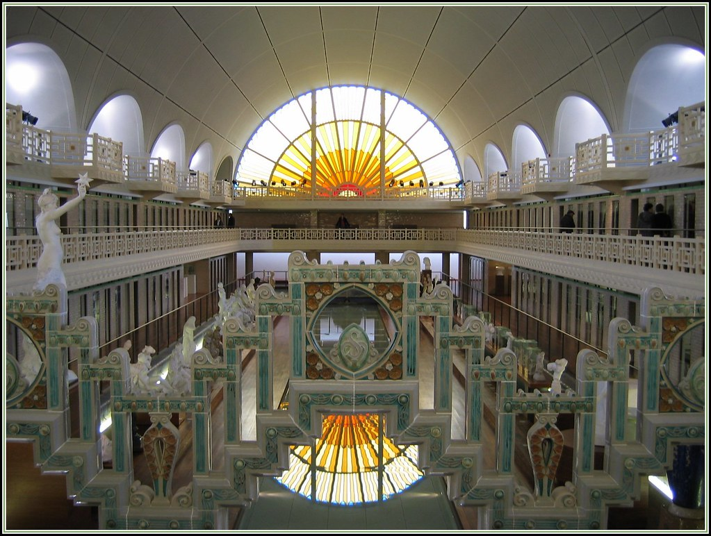 La piscine roubaix f l 39 ancienne piscine de roubaix for Piscine roubaix