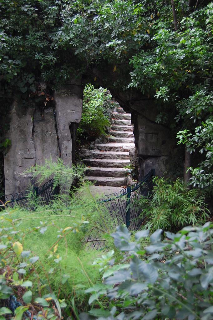 jardin de la vall e suisse steps brett hammond flickr. Black Bedroom Furniture Sets. Home Design Ideas