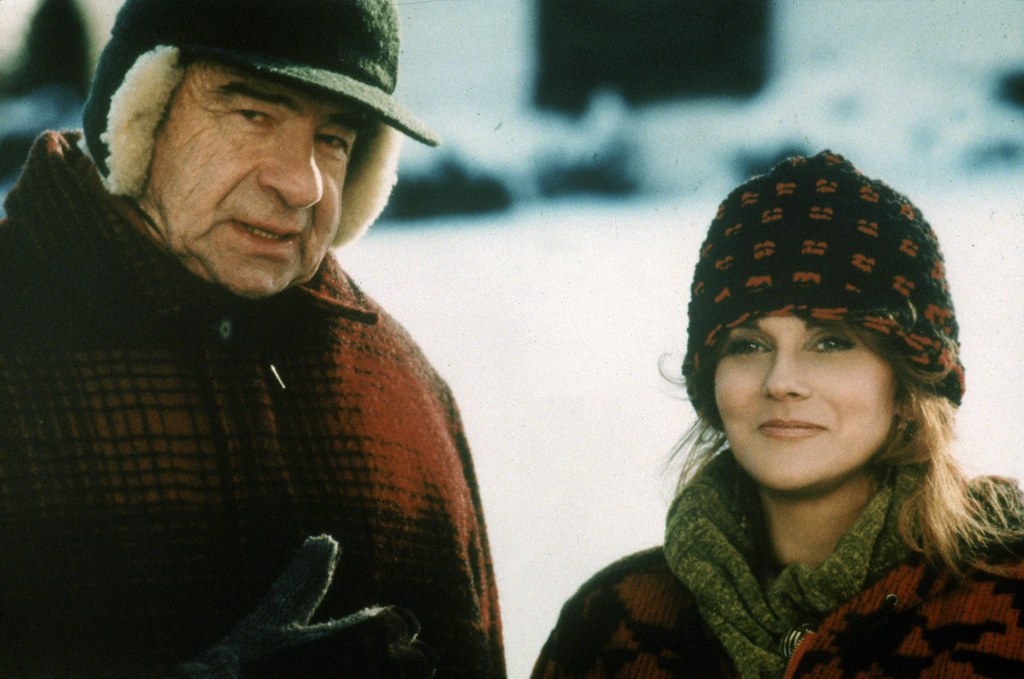 an analysis of the characters of john gustafson max goldman and ariel in the movie grumpy old men Neither john gustafson (lemmon) nor max goldman things heat up nicely when a woman named ariel moves into the grumpy old men is mostly made up out of spare.
