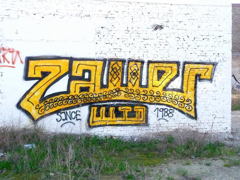 graffiti | sauer | berlin | bart van kersavond | Flickr