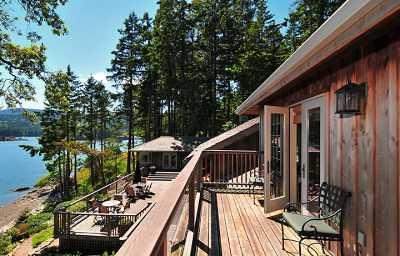 Oceanfront Enchantment Salt Spring Island Real Estate