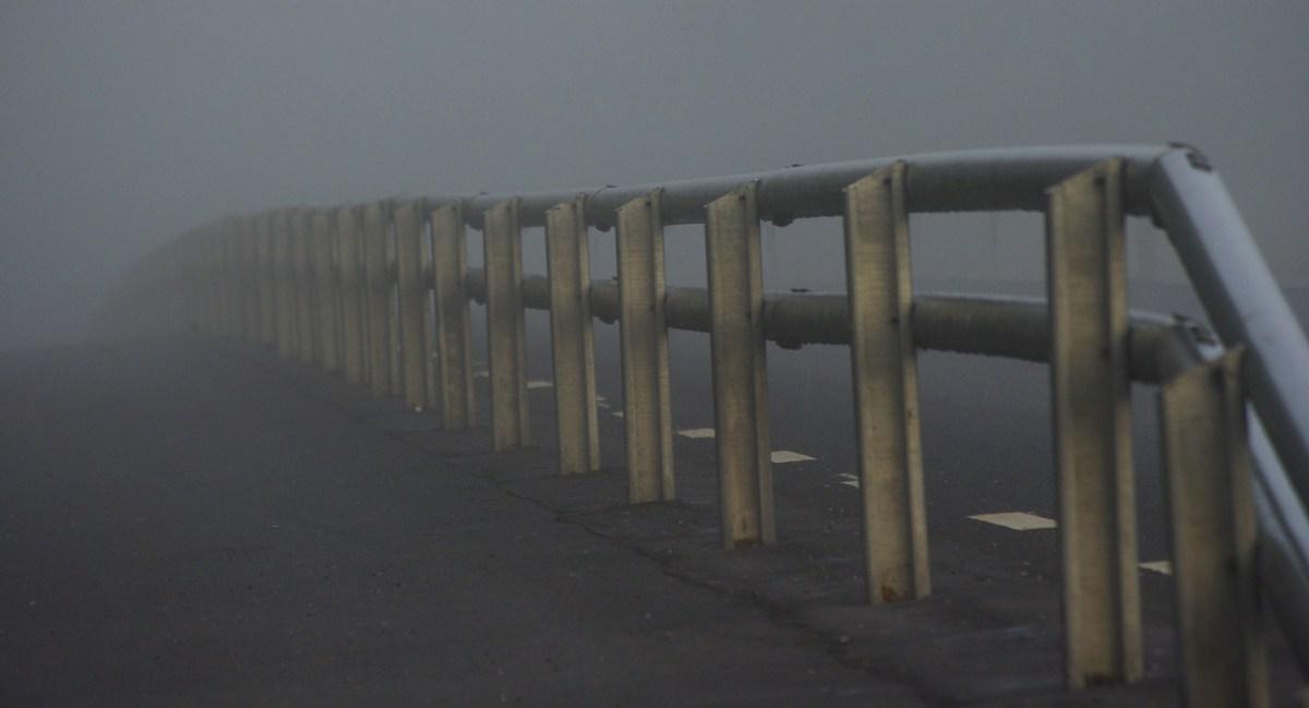 Va fan e motorvägen?