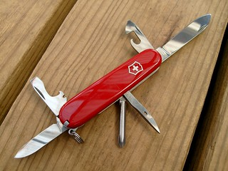 Victorinox Swiss Army Knife | by CapCase