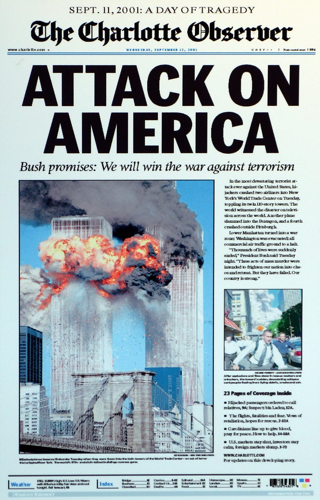 Essay about 9 11 attack