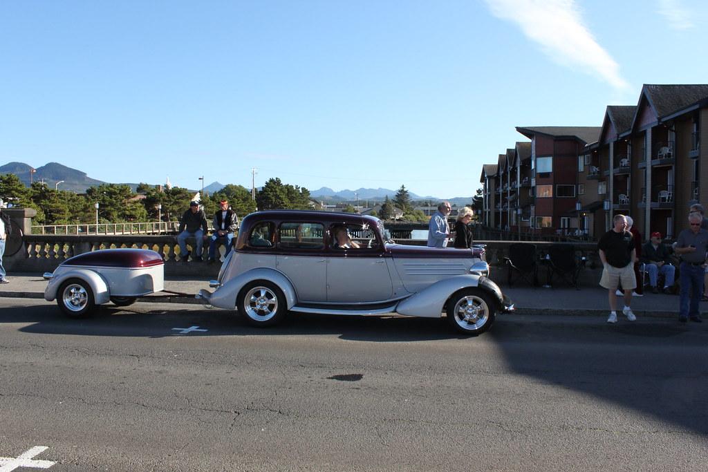 Annual Car Show Wheels N Waves Car Show In Seaside Flickr - Seaside oregon car show