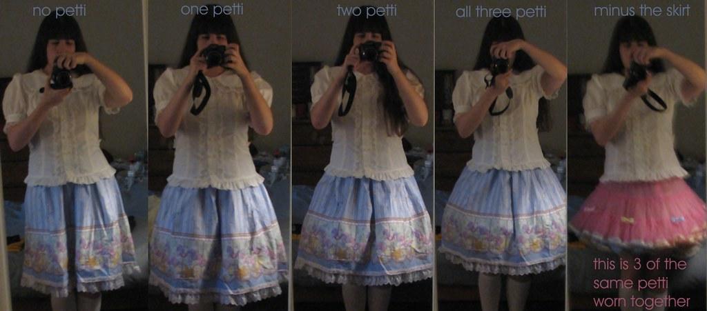 Bodyline Carousel Bodyline Carousel Skirt