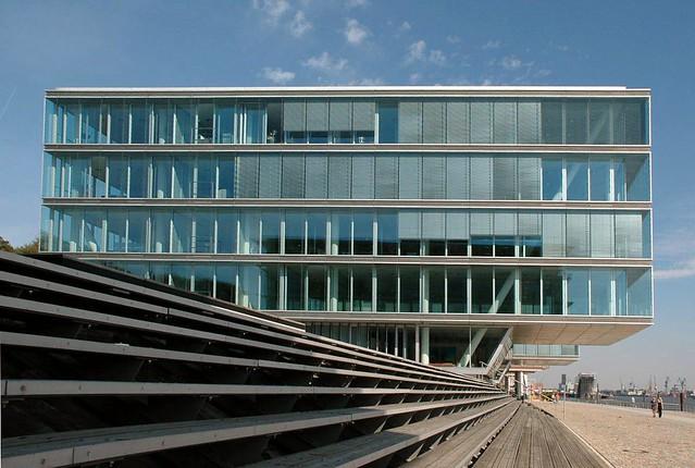 Architektur in hamburg moderne b rohauser in hamburg for Moderne architektur hamburg