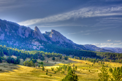 Boulder Flat Irons from NCAR HDR Second Attempt | by Dave Dugdale