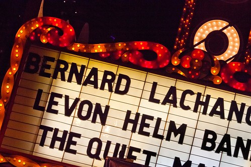 Levon Helm | by Thomas Hawk
