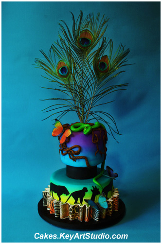 Jungle Cake Jungle Cake Cakes Keyartstudio Com Cake Blog
