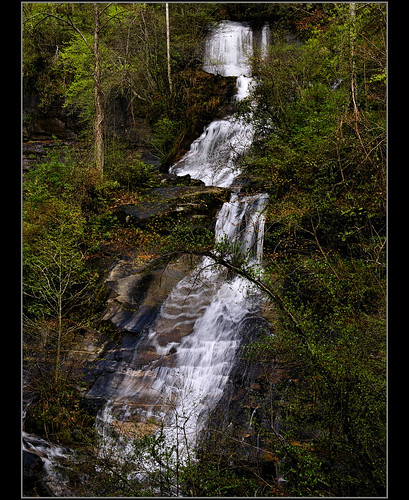 Twin Fall, Right Side | by Jerry Spain