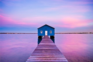 Crawley Boatshed | by Steven Chew.