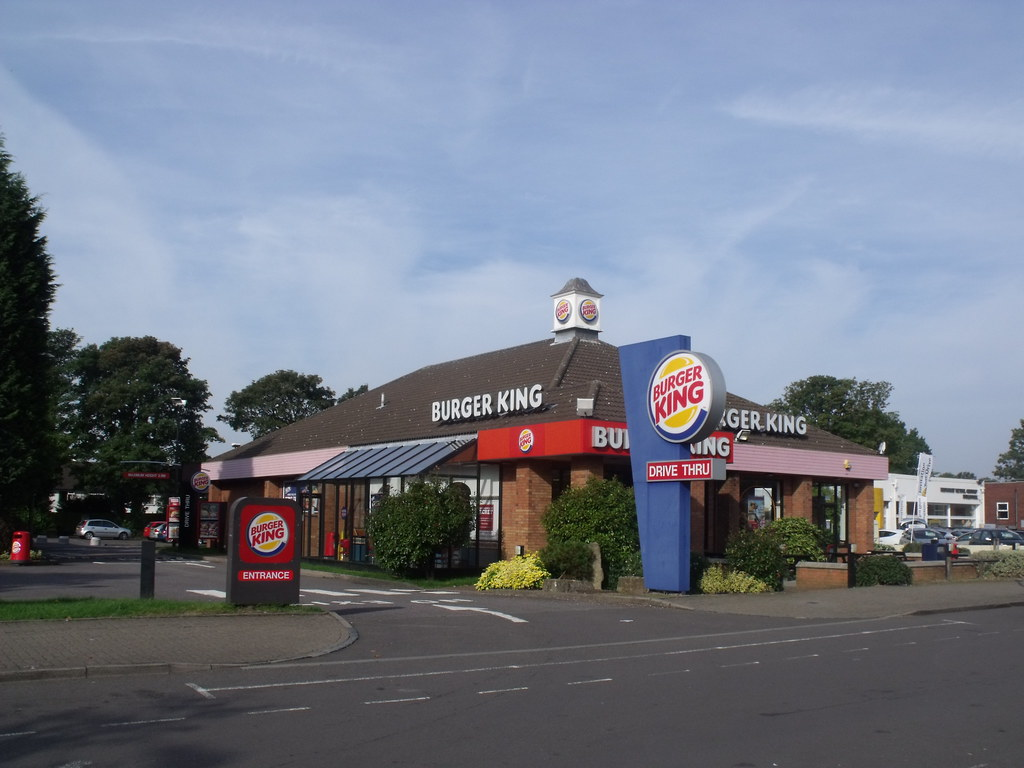 Burger King, Shirley (like the one in Back to the Future) | by ell brown