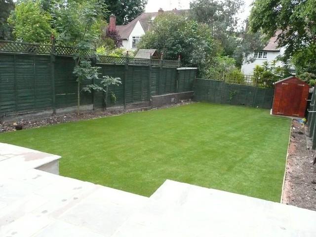 Easigrass rear garden conversion in nw8 explore for Garden conversion