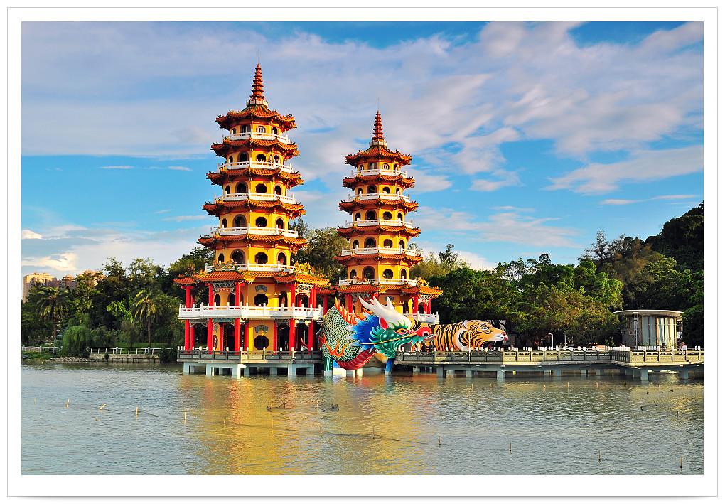 2264 台灣人文風景 雕刻 Traditional Temple Culture 廟宇特色建築 傳統信仰 民俗