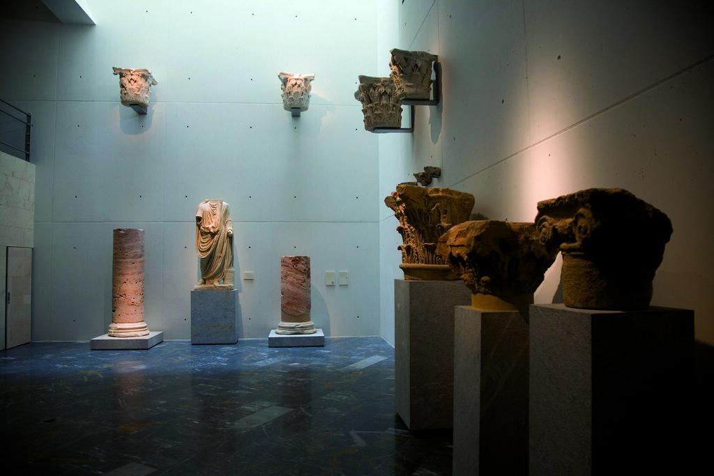 The Roman Theatre, Cartagena SPAIN (Grand Prix