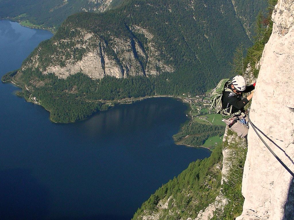 Klettersteig Seewand : Seewand klettersteig 2010 eine wirklich steile sache diesu2026 flickr