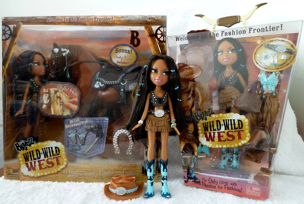 Bratz Wild Wild West Kiana Doll Set Migglemuggle Flickr