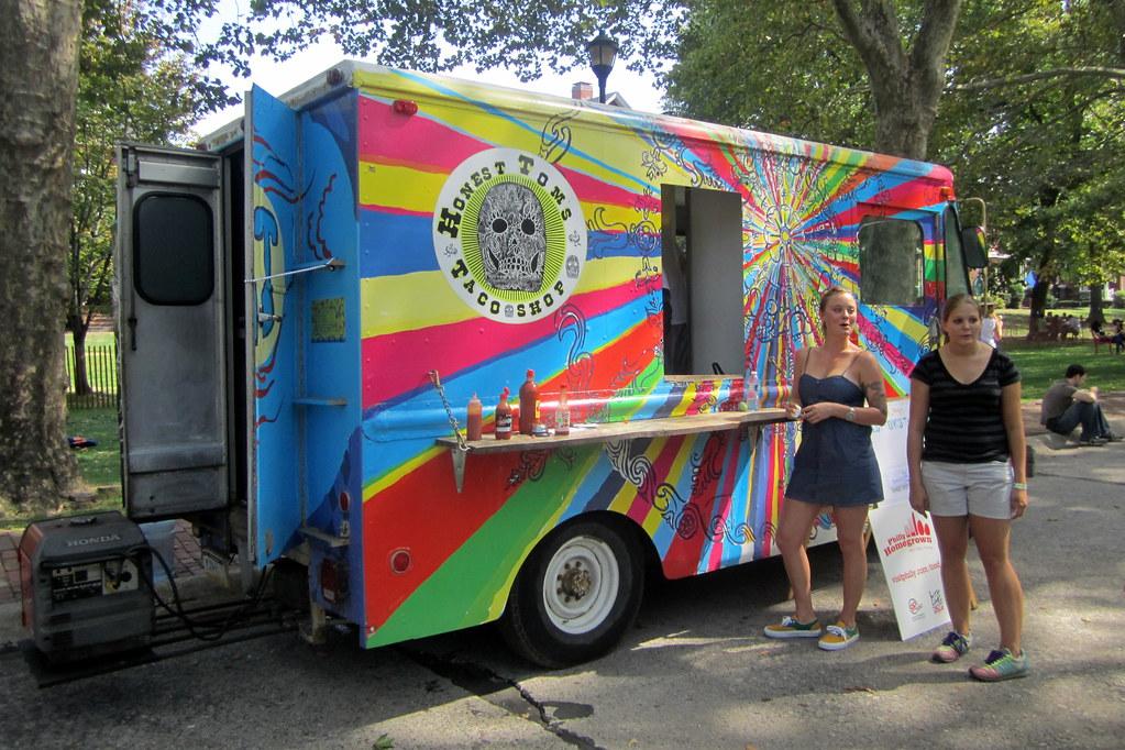 Food Vendor Truck Philadelphia