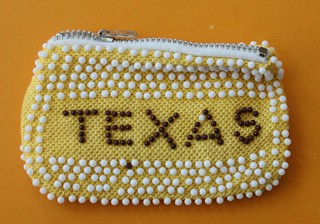 Vintage Texas Coin Purse | by Calsidyrose