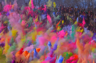 The Holi Festival | by On The Go Tours