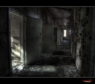 UE West Park Asylum | by rustysphotography