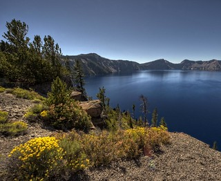 Crater Lake | by The Nature of Things