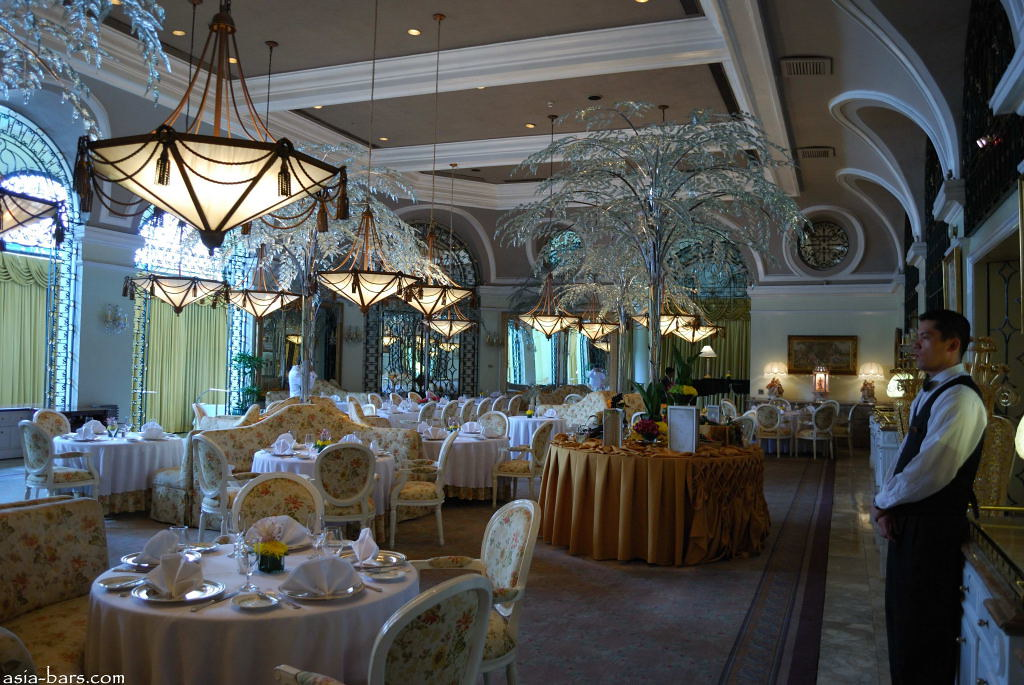 The Champagne Room Manila Hotel