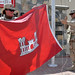 Red, white and true: USACE flag
